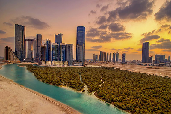 Reem Island project management and master planning Credit:Creative Commons