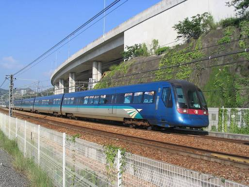 MTRC Rail extension projects