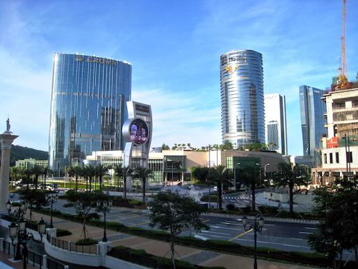 City of Dreams Casino Design Credit: Creative Commons